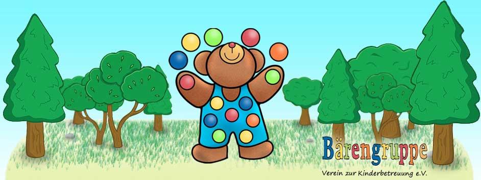 Bärengruppe Logo